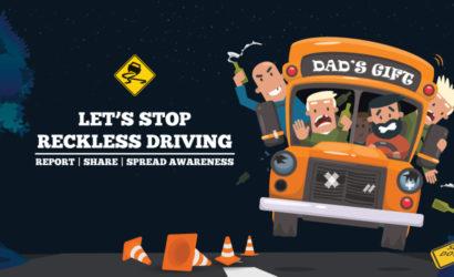 JGDriving – Report Rash Driving to Delhi Cops