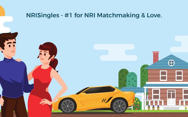 NRI Singles - Chat & Shaadi