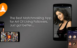 ArtOfLiving Matrimonial – Chat, Shaadi, Soulmates