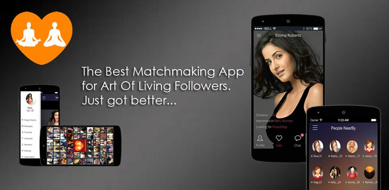 art of living matchmaking app