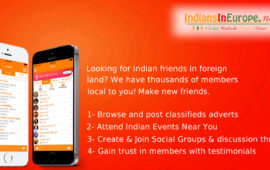 IndiansInEU – #1 Live Chat Events Free Classifieds