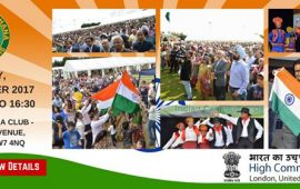 NRIApps.com supports Biggest 15Aug Celebration in UK & Free Food