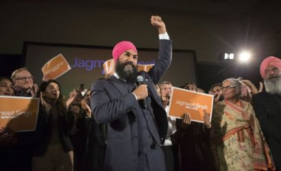 69% Canadians can think of voting for turbaned Sikh Jagmeet Singh