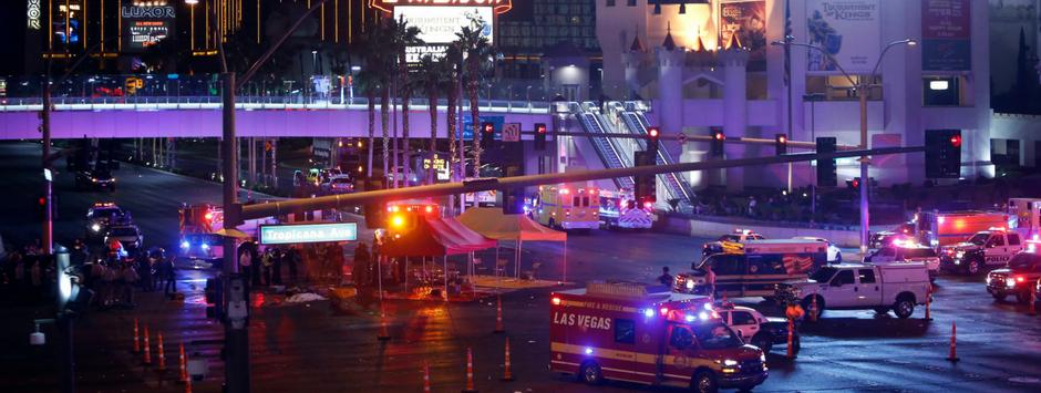 Las Vegas shooting raises questions on US' divisive issues linked to race, religion, politics