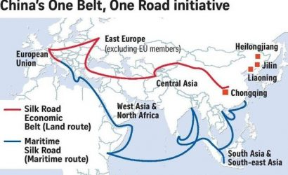 On One Belt One Road (OBOR), US backs India, says it crosses 'disputed' territory