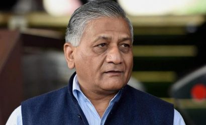 Minister VK Singh's Reason Why Indians Do Well Abroad