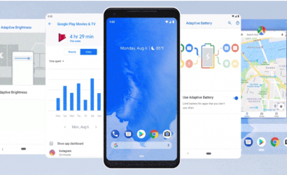 Android Pie is official, available now for Pixels and Essential Phone