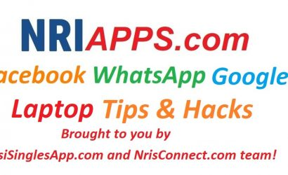 NRIApps.com | Life Saving Smartphone and Laptop Hacks, Security And Privacy Tips